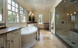 after bathroom remodeling services
