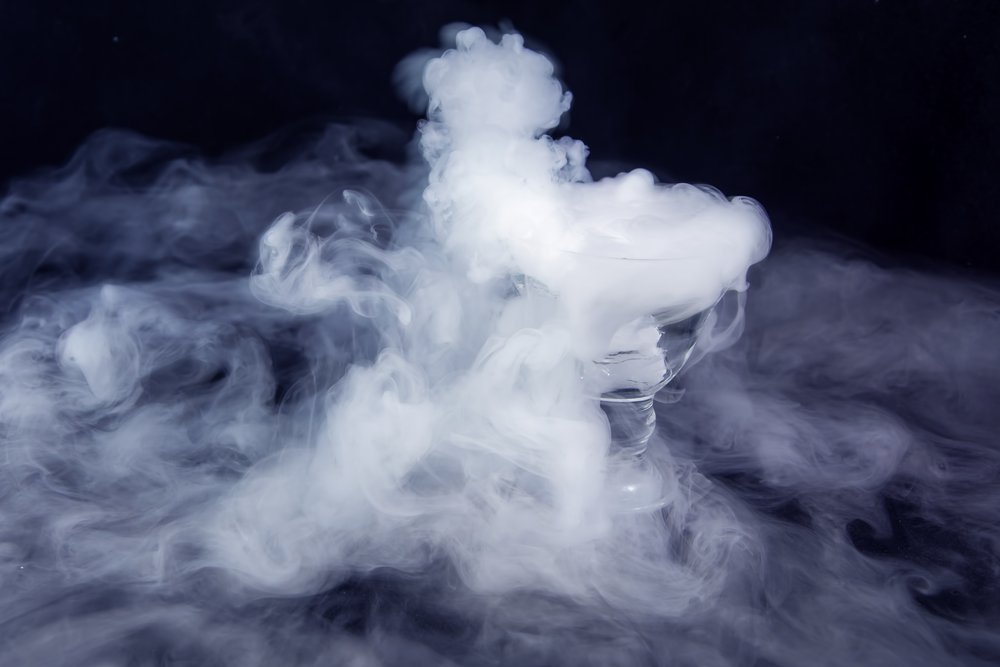 smoke used for leak detection